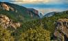 September 24, 2012 - The half-dome, Yosemite NP
