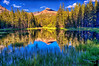 """July 9, 2016 - Yosemite ! <br /> <br /> a short trip to Yosemite for the weekend, to Tioga Pass road, and some lovely lake reflections..<br /> <br /> This is the first time we have been up Tioga Pass Rd after our 'Lost in Yosemite' incident back in 2011. <a href=""""http://www.vandanaphotography.com/Photography/Photo-a-day/Daily-Photos-2011/i-V2PvrJL"""">http://www.vandanaphotography.com/Photography/Photo-a-day/Daily-Photos-2011/i-V2PvrJL</a>. <br /> <br /> we showed Arjun the Cathedral Lake Trail  where we got lost and spent the night in the woods..It's good being back there :) -"""