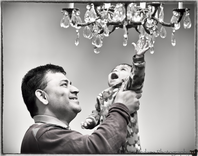 October 26, 2012 - happy father and son!