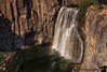 August 13, 2016 - Rainbow Falls, Devil Postpile National Monument<br /> <br /> you can spot a little rainbow there, much more prominent during mid-day.