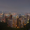 Hong Kong : City of light.