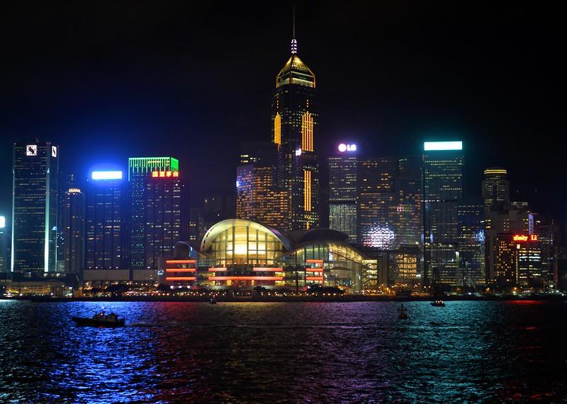 Hong Kong Convention Centre, Wan Chai