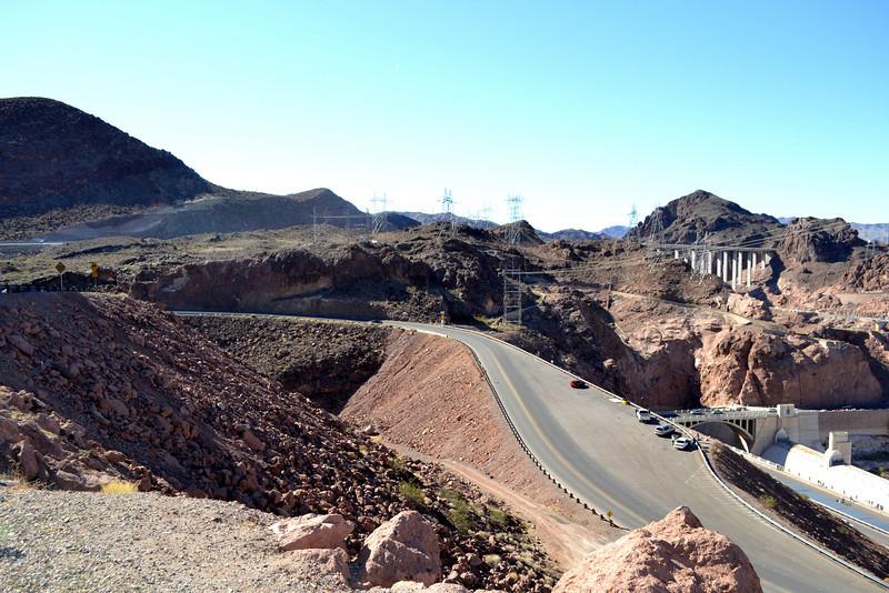 Hoover Dam Nevada 2