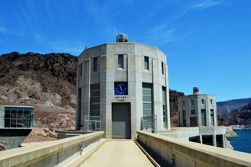 Hoover Dam in Nevada 200