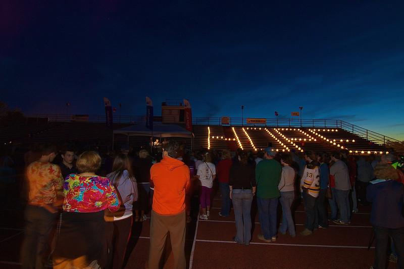 2009 Baldwinsville, New York, Relay for Life Cancer fund raiser.<br /> <br /> Scott Thomas