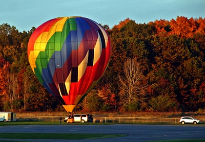 Fall - Evening Launch