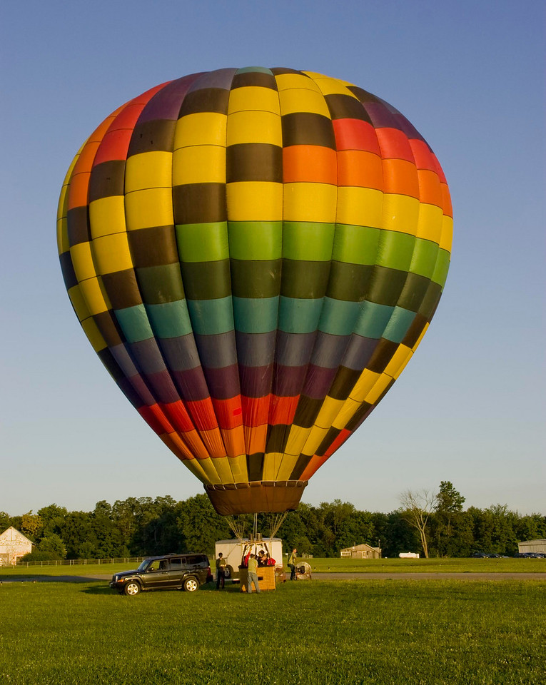early morning lauch - Fantasy Flights - Middletown NY