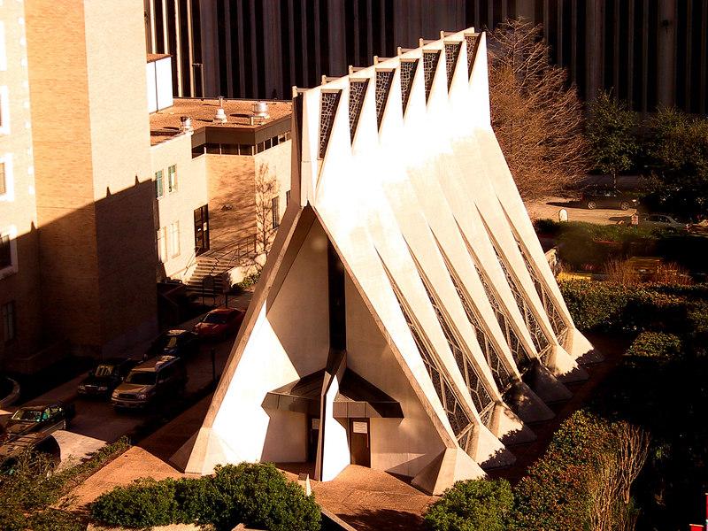 Chapel at Hermann Memorial Hospital (C)
