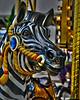 Merry Go Round Zebra