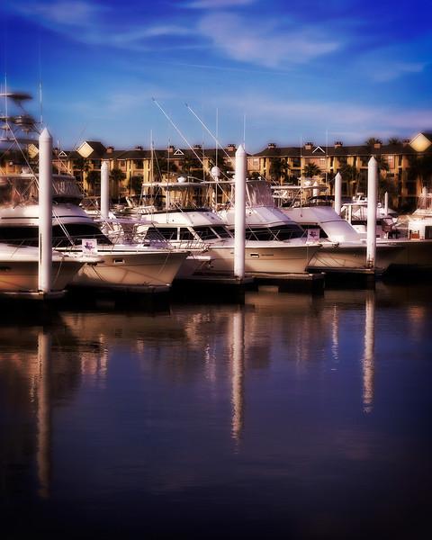 Boats at South Shore