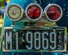 1931 Texas License