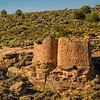 Twin Towers | Hovenweep