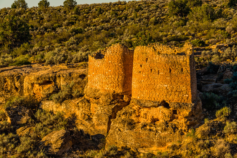 Hovenweep   Twin Towers