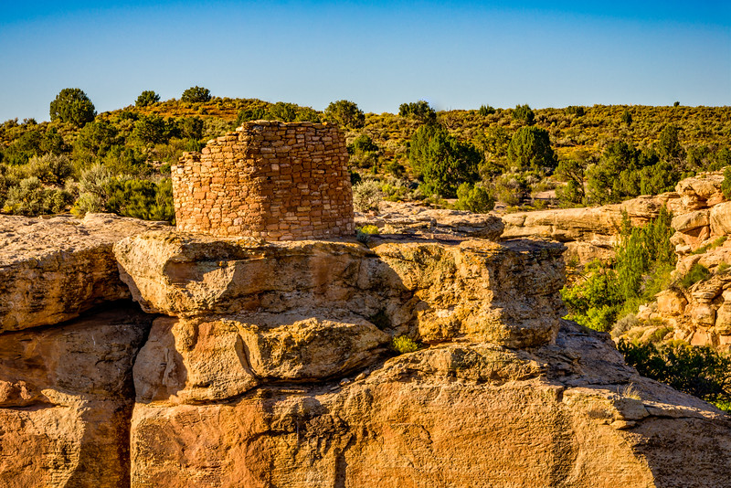 Tower Point Ruin | Hovenweep