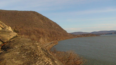 Mountain side of Breakneck.