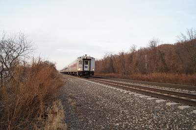 Metro North Train