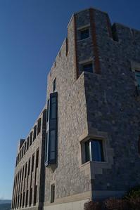 Hancock Building, Marist College.