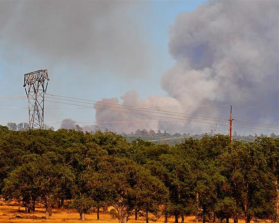Humboldt Fire 2008