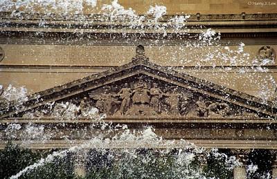 Whitewash, National Archives, Washington, D.C.