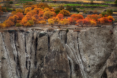 Soil erosion