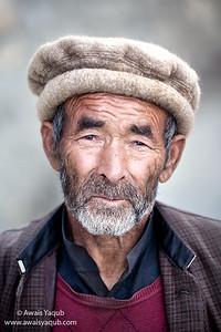 Old man from Nagar