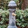 Hydrant-shaped drinking fountain, Barcelona