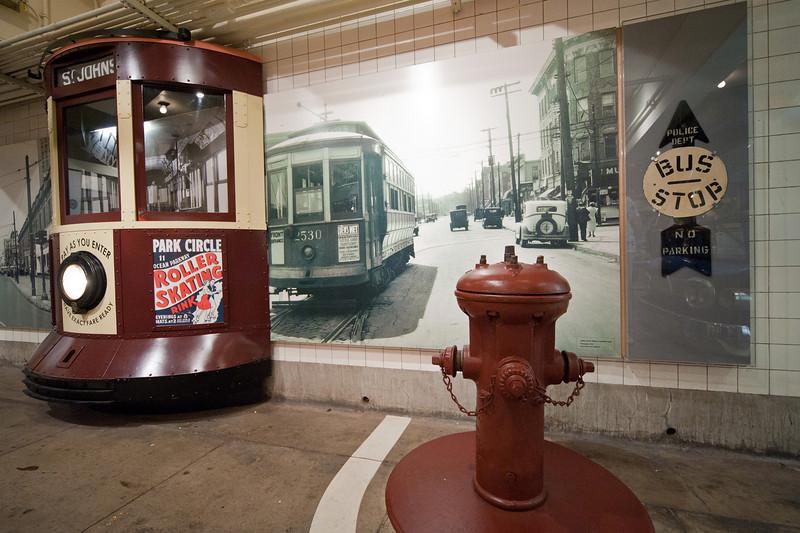 MTA Museum, Brooklyn