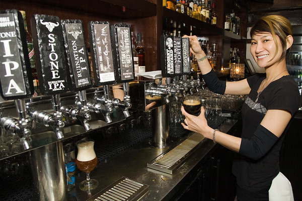 Far Bar LA Beer Week 2012