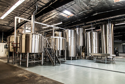 Strand Brewing Co. New location Grand Opening 10/23/2015