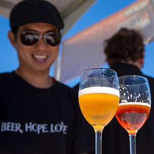 Monkish Brewing at Trump International Beer and Wine Festival