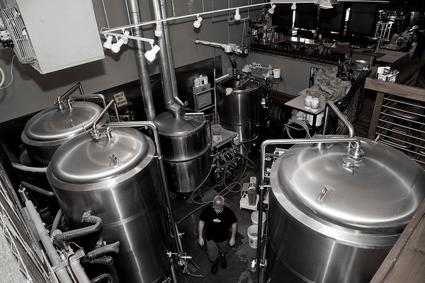 Kyle Smith Brewer Owner - Kern River Brewing - Kernville, CA