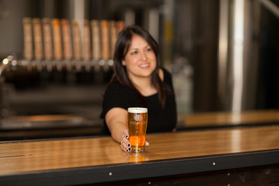 Alexandra Nowell, Head Brewer