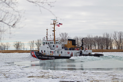 USCGC Neah Bay 105