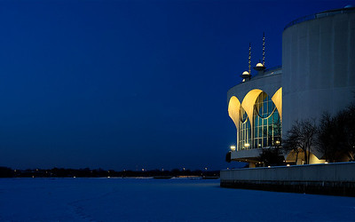 Monona Terrace, Madison, Wisconsin.