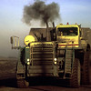 HUGE TRUCK USED FOR TRANSPORTING COAL