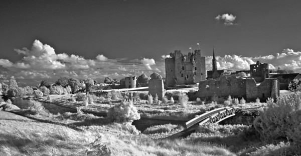 TRIM CASTLE--CO. MEATH, IRELAND