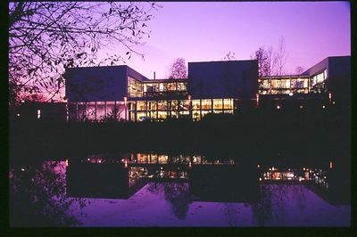 ISU - purple sky