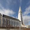 Hallgrímskirkja Luthern Church of Iceland