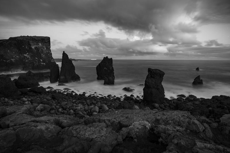 Valahnúkamöl, Iceland