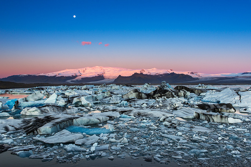 Ice 205 Jokulsarlon Sunrise