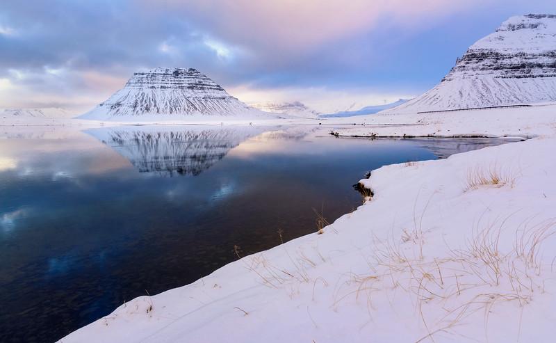 MT Kirkjufell at the Snæfellsnes peninsula - Iceland