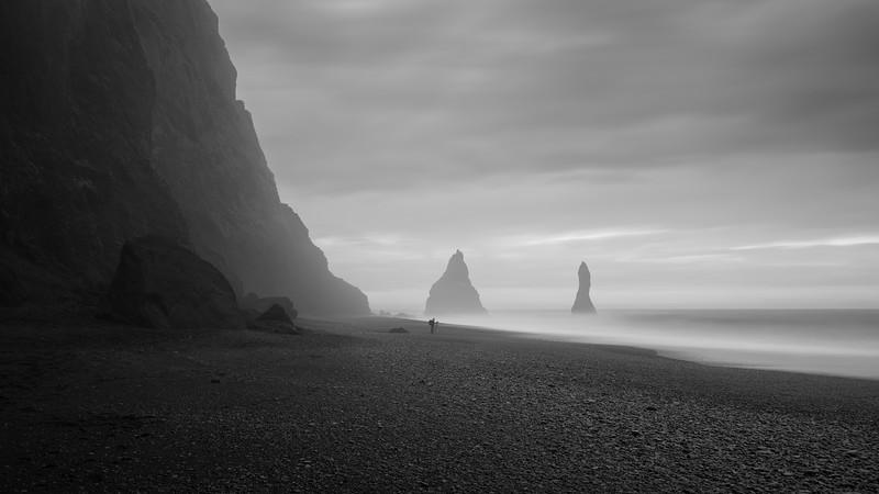 Seastacks, Iceland