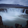I really looked forward to visiting Godafoss and it lived up to my expectation even if the weather did not.