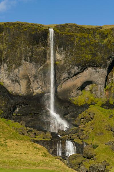 Foss a Sidu, Iceland