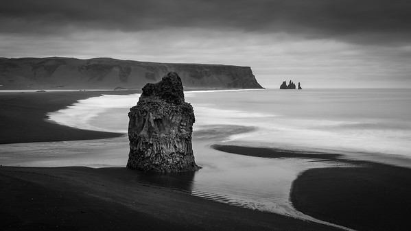 Seastacks of Iceland
