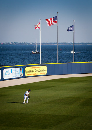 Pensacola Blue Wahoos by the Bay