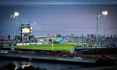 Maritime Park / Pensacola Blue Wahoos Stadium