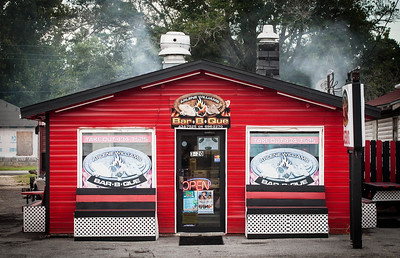 Arlene's Bar-B-Que. Best BBQ in the City.