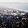 Los Angeles just after take off from LAX