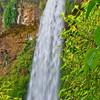 IGUAZU FALLS, Argentina 106.   One of many smaller side waterfalls.